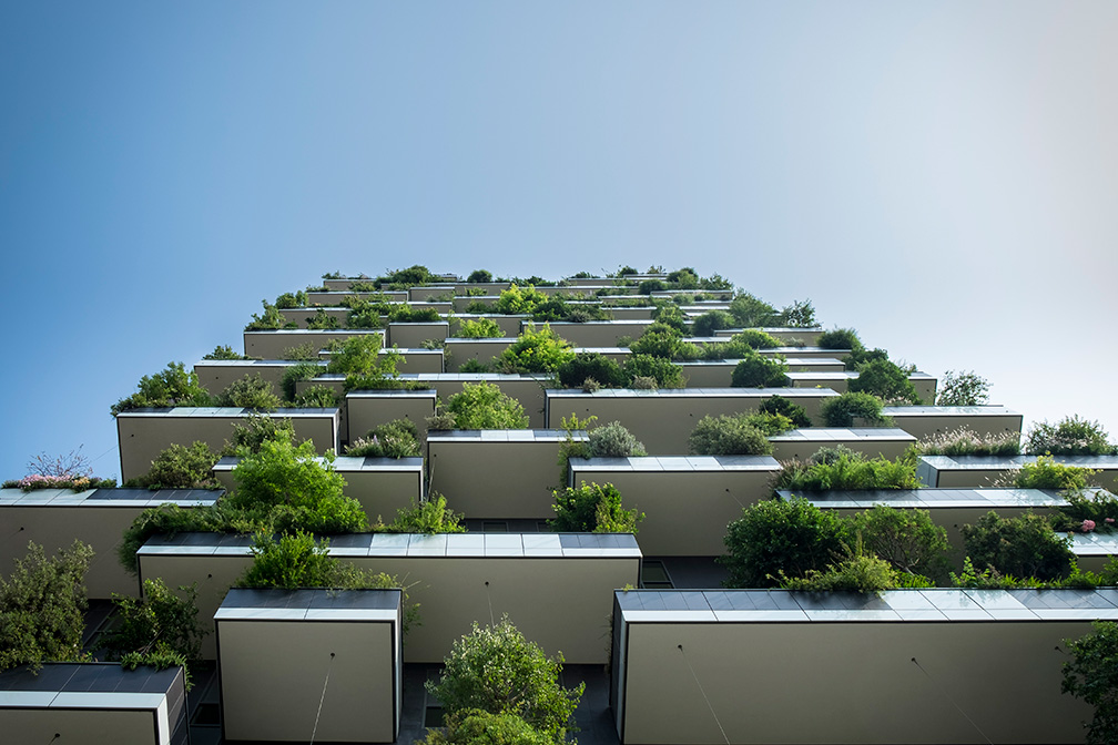 En grönare innerstad